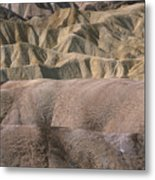 Golden Canyon - Death Valley National Park Metal Print