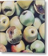 Golden Delicious Metal Print
