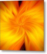Golden Fiber 0610 Metal Print