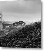 Golden Gate From Godfrey Metal Print
