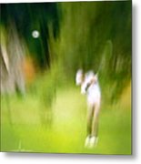 Golf At The Blue Monster In Doral Florida 01 Metal Print