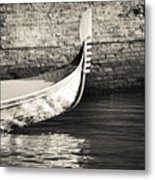 Gondola Wall Metal Print