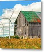 Gone With The Wind 3 Metal Print