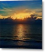 Good Day New Day Metal Print