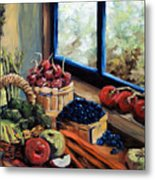 Good Harvest Metal Print