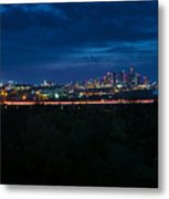 Good Morning Austin Metal Print