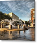 Good Morning Charleston Metal Print