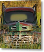 Good Morning Ford Metal Print