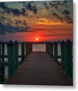 Good Morning Fort Myers Metal Print