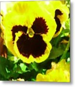 Good Morning Sun Shine Metal Print