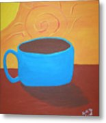 Good Morning Sunshine Metal Print