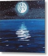 Good Night Moon 1 Metal Print