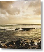 Goodbye Sunshine Metal Print