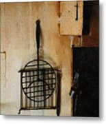 Goodwife Hamlyn's Hearth Metal Print