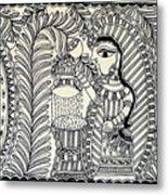 Gopiyan Metal Print