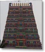 Gopuram Metal Print