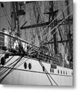 Gorch Fock ... Metal Print
