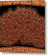 Gordian Knot Metal Print