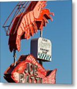 Got Shrimp 3 Metal Print