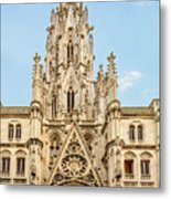 Gothic Cathedral In Havana Metal Print