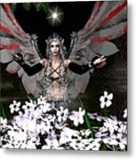 Gothick Fairy Metal Print