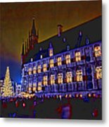 Gouda By Candlelight-1 Metal Print