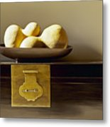 Gourds Still Life I Metal Print by Kyle Rothenborg - Printscapes