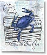 Gourmet Shellfish 1 Metal Print