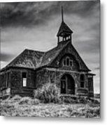 Govan Schoolhouse Metal Print