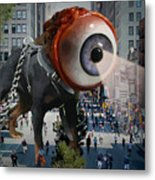 Government Unleashed Metal Print