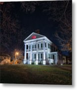 Governor John Wood Mansion Metal Print