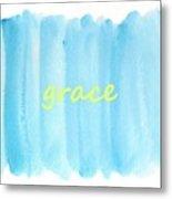Grace 2 Metal Print