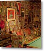 Graceland The Home Of Elvis Presley, Memphis, Tennessee Metal Print