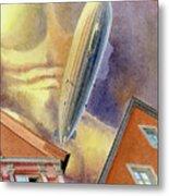 Graf Zeppelin Metal Print