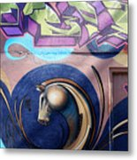 Graffiti 10 Metal Print