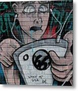 Graffiti 13 Metal Print