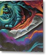 Graffiti 2 Metal Print