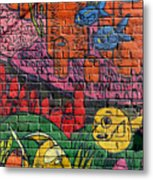Graffiti 20 Metal Print