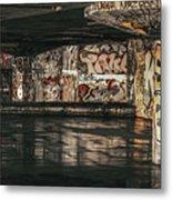 Graffiti - 2016/o/11 Metal Print
