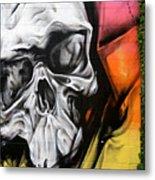 Graffiti 21 Metal Print