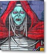 Graffiti 8 Metal Print