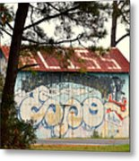 Grafitti One Metal Print