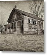 Grain Weigh Depot Metal Print