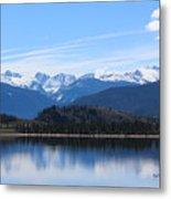 Granby Lake Metal Print