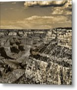 Grand Canyon - Anselized Metal Print