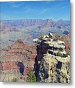 Grand Canyon 12 Metal Print