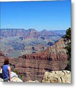 Grand Canyon 14 Metal Print