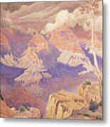 Grand Canyon, 1927  Metal Print