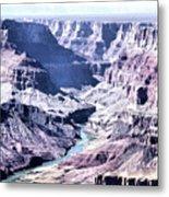Grand Canyon 2275 Metal Print