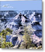 Grand Canyon 2284 Metal Print